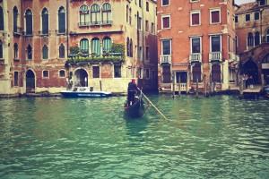 gondola PICOGRAPHY banco de imagenes